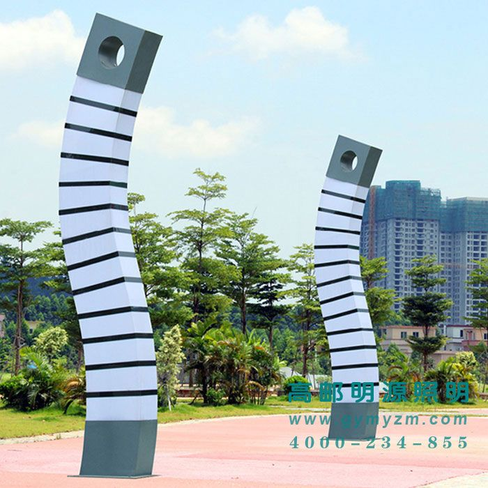 弯曲景观灯-led中国结|led灯笼|小品灯|路跨灯|中国