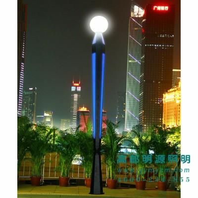 简约道路景观灯-led中国结|led灯笼|小品灯|路跨灯